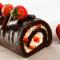 Rotolo cioccolato e panna