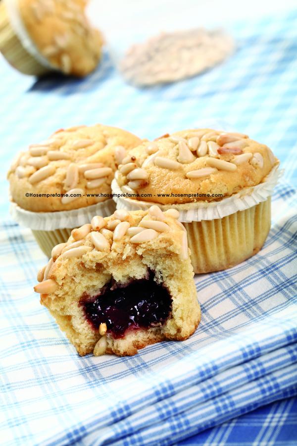 muffin_pinoli