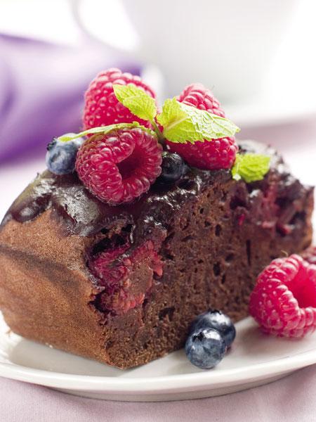 torta-cioccolato-lamponi-hosemprefame2
