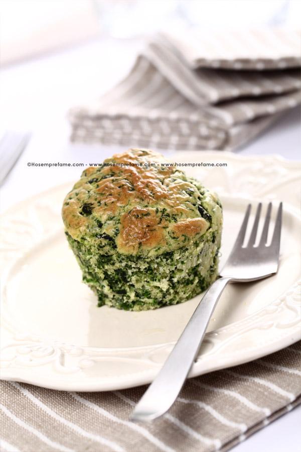 tortini di spinaci